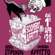 Rent Strike Italy 2020